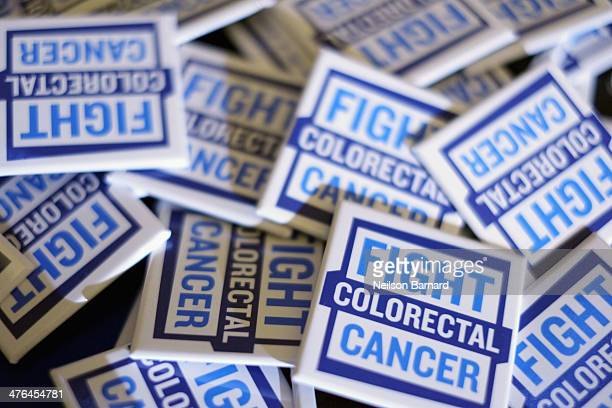 Colon Cancer Awareness Stock Pictures Royalty Free Photos Images Getty Images