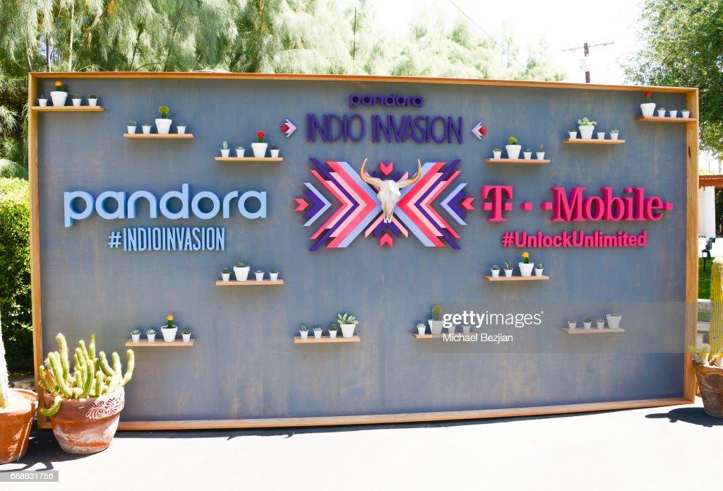 Pandora Indio Invasion : News Photo
