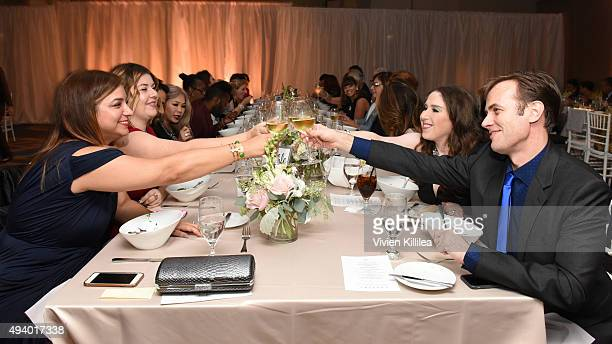 A general view of atmosphere at Pia Gladys Perey Spring/Summer 2016 Fashion Show at Sofitel Hotel on October 23 2015 in Los Angeles California