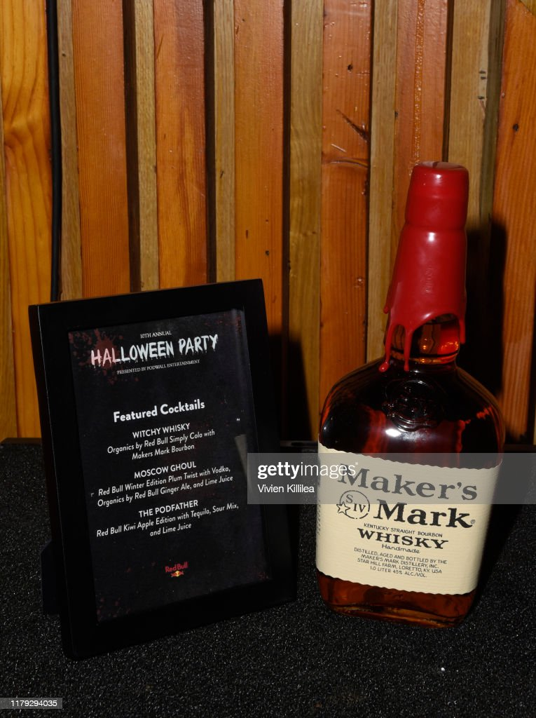 Podwall Entertainment's 10th Annual Halloween Party presented by Maker's Mark : ニュース写真