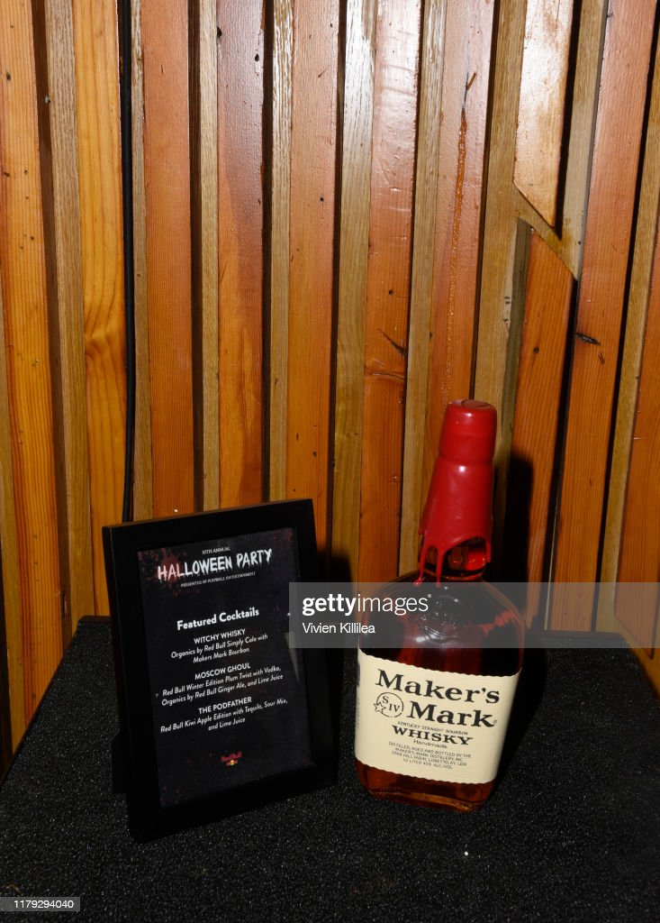 Podwall Entertainment's 10th Annual Halloween Party presented by Maker's Mark : News Photo