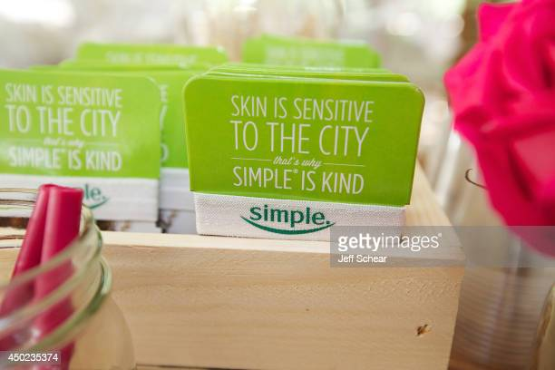 A general view of atmosphere at POPSUGAR And Simple Skincare Present Passport To Healthy Skin City Edition A Guide To Living Well From The Inside Out...