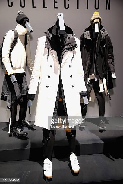A general view of atmosphere at Rag Bone Fall/Winter 2015 Menswear Presentation at Dia Center on February 3 2015 in New York City