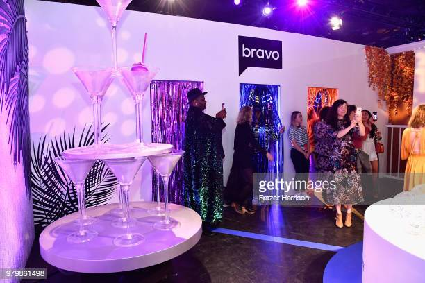 A general view of atmosphere at Refinery29 29Rooms Turn It Into Art San Francisco 2018 on June 20 2018 in San Francisco California