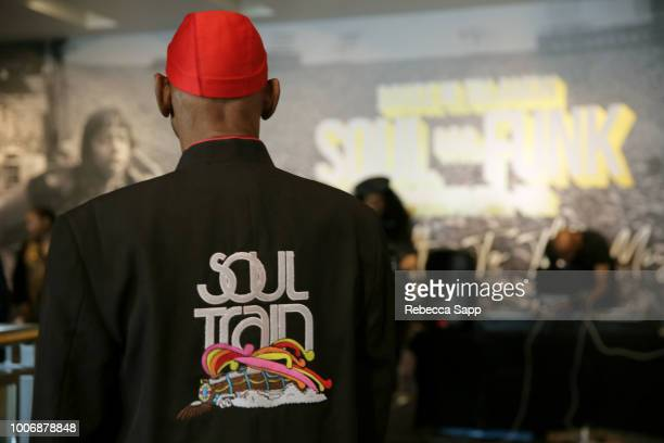 A general view of atmosphere at Soul Train Saturday Celebrating The Original Soul Train Dancers for the Closing of the Bruce W Talamon Exhibit at the...