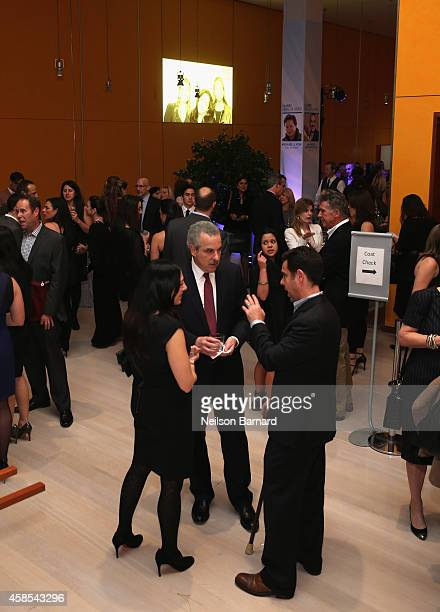 General view of atmosphere at the 2014 Health Hero Awards hosted by WebMD at Times Center on November 6 2014 in New York City