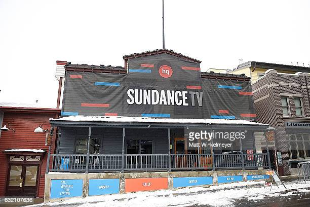 A general view of atmosphere at the 2017 Sundance Film Festival on January 19 2017 in Park City Utah