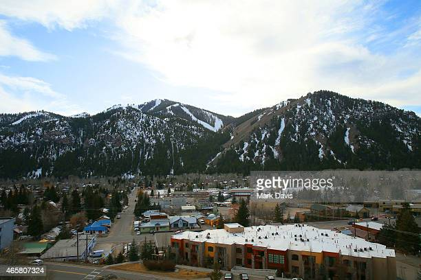A general view of atmosphere at the 4th Annual Sun Valley Film Festival on March 7 2015 in Sun Valley Idaho