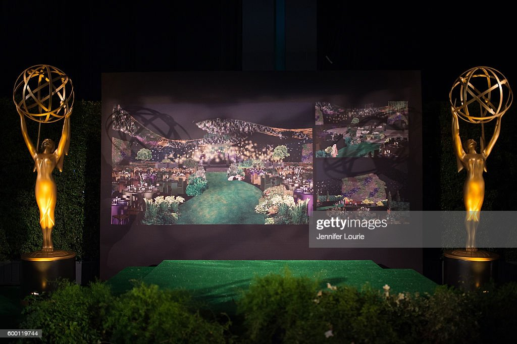 CA: 68th Emmy Awards Governors Ball And 2016 Creative Arts Balls Press Preview