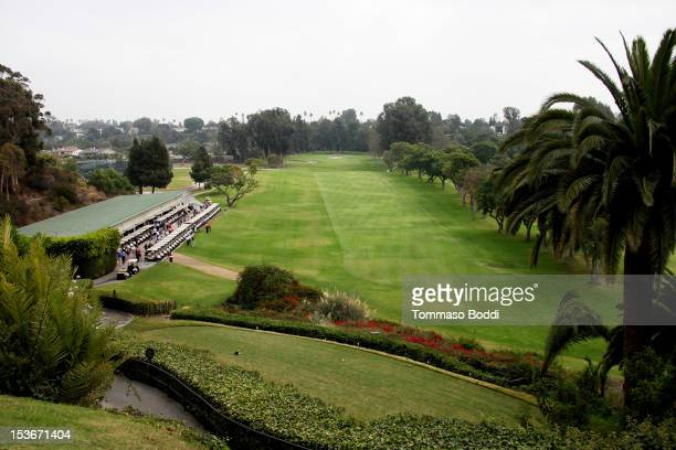 General view of atmosphere at the 6th Annual Hilton HHonors Charitable Golf Series held at The Riviera Country Club on October 8, 2012 in Pacific...