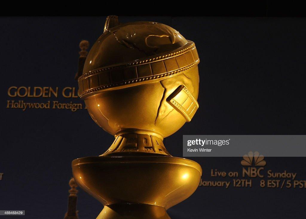 71st Annual Golden Globe Awards Nominations : ニュース写真