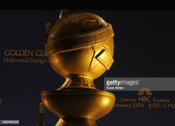 General view of atmosphere at the 71st Golden Globe Awards Nominations Announcement at The Beverly Hilton Hotel on December 12, 2013 in Beverly...
