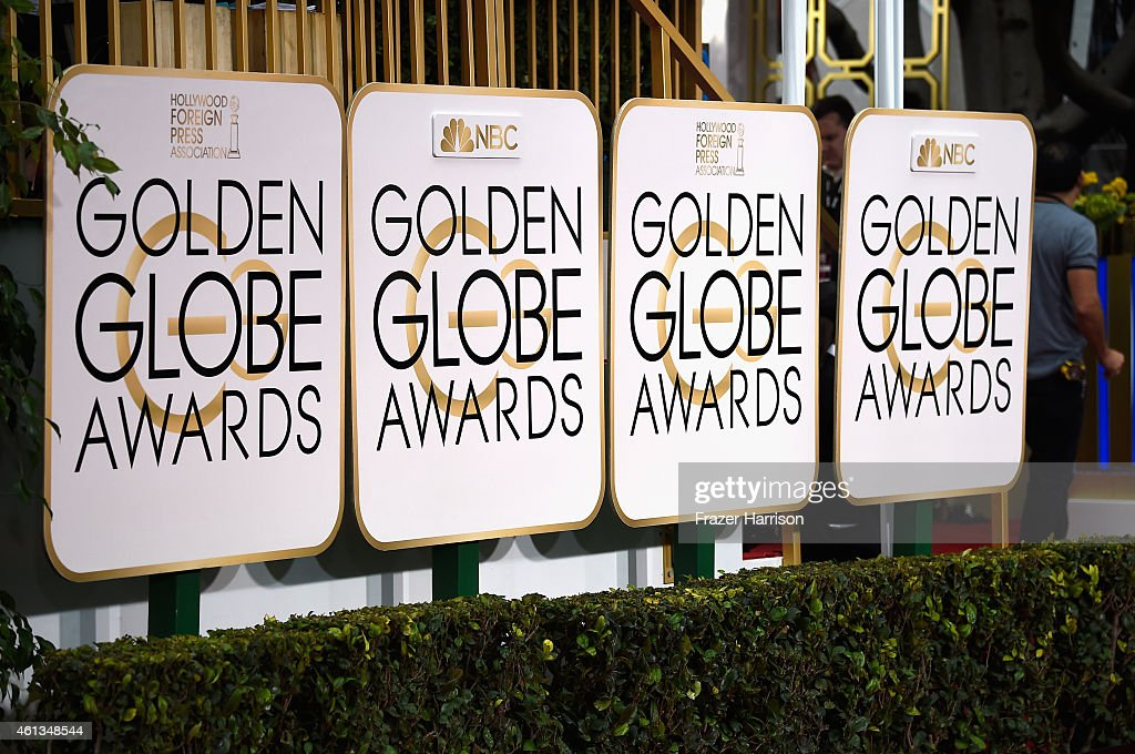 72nd Annual Golden Globe Awards - Arrivals : News Photo