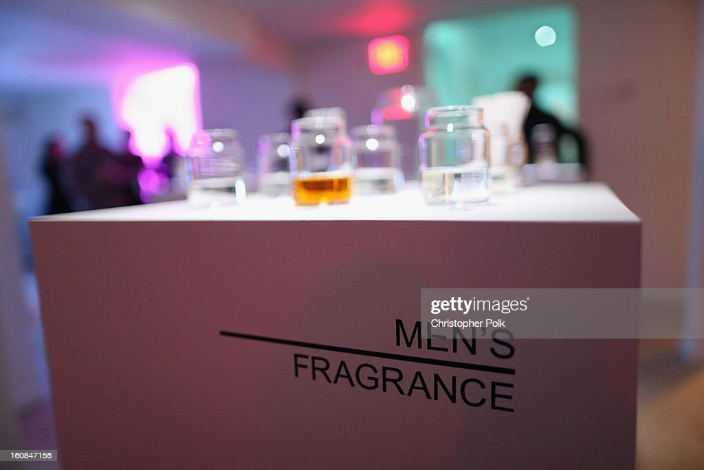 Adam Levine Launches Signature Fragrances At The Premier Fragrance Installation : News Photo