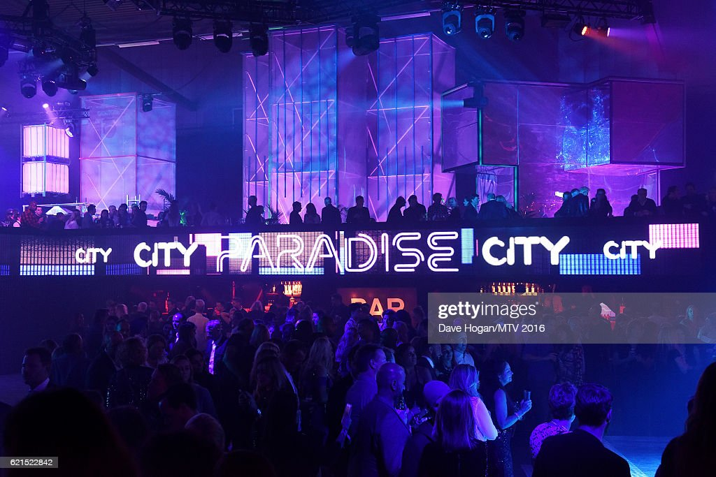 A general view of atmosphere at the After Party for the MTV Europe Music Awards 2016 on November 6, 2016 in Rotterdam, Netherlands.