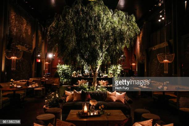 A general view of atmosphere at the after party for the premiere of Showtime's 'Patrick Melrose' at Beauty Essex on April 25 2018 in Los Angeles...
