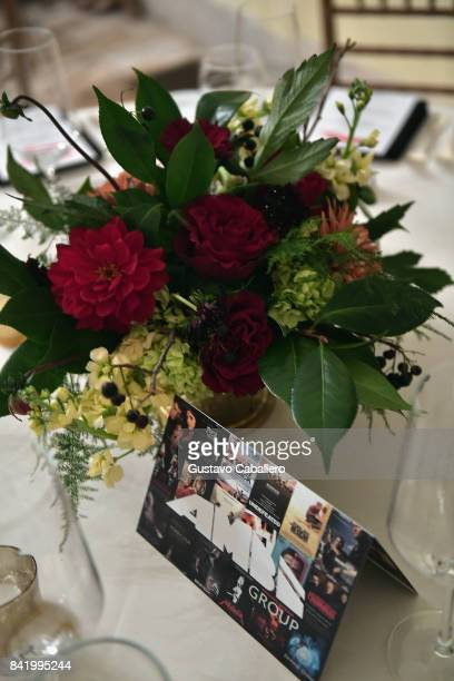 A general view of atmosphere at the Ambi Gala In Honor of the Movie 'Trading Paint' on September 1 2017 at an unspecified location in the United...