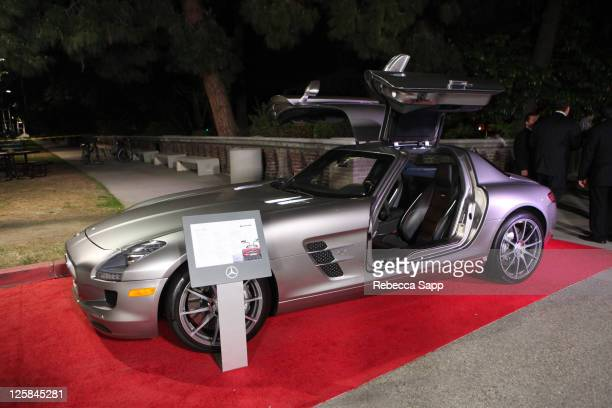 """General view of atmosphere at The Art Of Elysium Fourth Annual Black Annual Black Tie Charity Gala """"Heaven"""" at the Annenberg Building on January 15,..."""