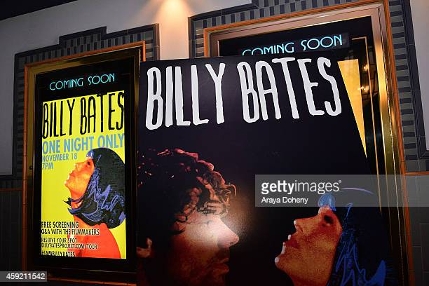 A general view of atmosphere at the BILLY BATES LA Premiere Directed By Jennifer DeLia Starring James Wirt And Savannah Welchl Produced By Julie...