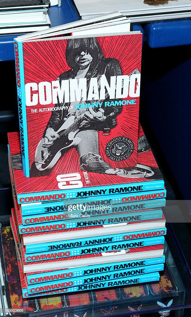 Commando: The Autobiography of Johnny Ramone downloads torrent