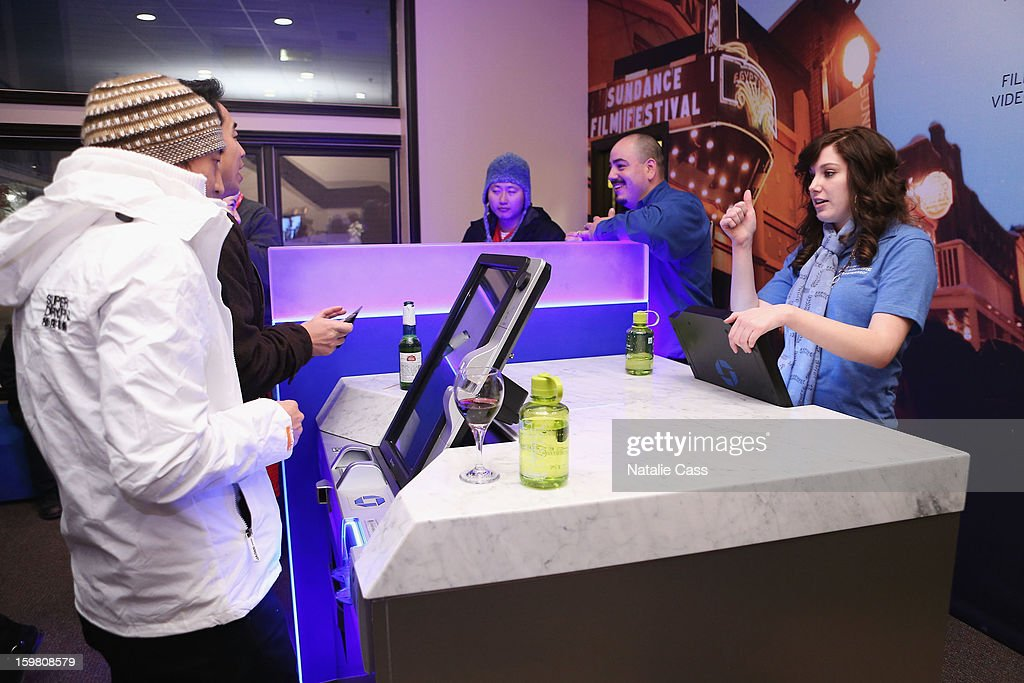 A general view of atmosphere at the Chase Sapphire VIP Event at Chase Sapphire during the 2013 Sundance Film Festival on January 20, 2013 in Park City, Utah.