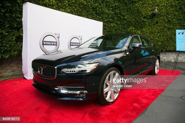 A general view of atmosphere at the Circus Magazine Oscars Celebration Hosted By Steve Shaw and Jonas Tahlin CEO Absolut Elyx Sponsored by Volvo and...