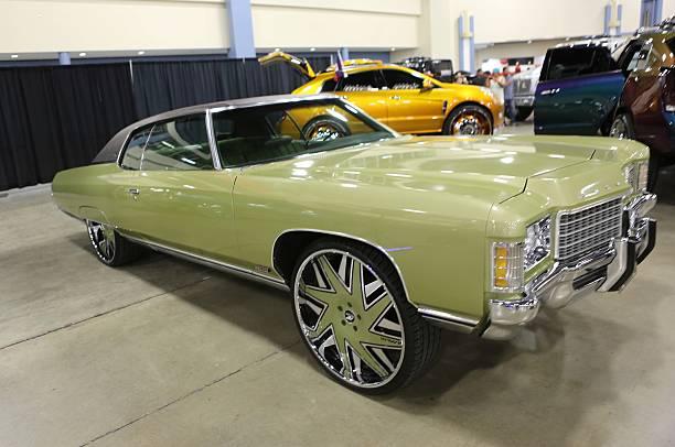 Dub Car Show At Miami Beach Convention Center