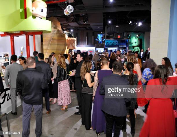 A general view of atmosphere at the Funko Hollywood VIP Preview Event at Funko Hollywood on November 07 2019 in Hollywood California