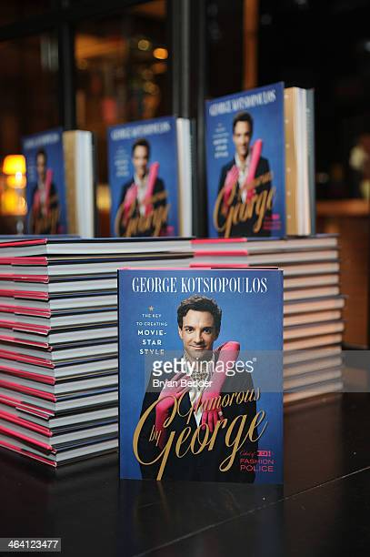 General view of atmosphere at the Glamorous By George book launch celebration hosted by GAP Outlet at Andaz 5th Avenue on January 20, 2014 in New...