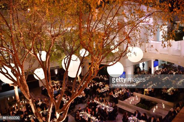 A general view of atmosphere at the Hammer Museum 15th Annual Gala in the Garden with Generous Support from Bottega Veneta on October 14 2017 in Los...