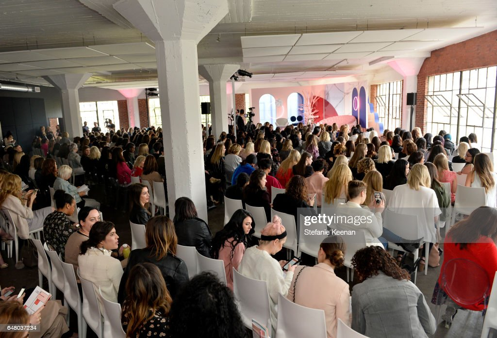 The Inaugural Girlboss Rally : News Photo