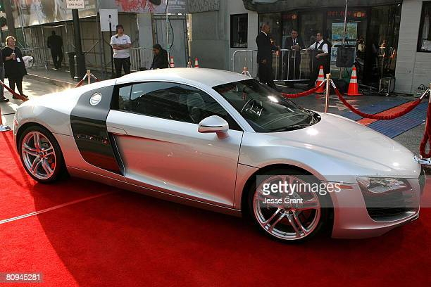 A general view of atmosphere at the 'Iron Man' premiere presented by Audi at the Mann Chinese Theatre on April 30 2008 in Hollywood California