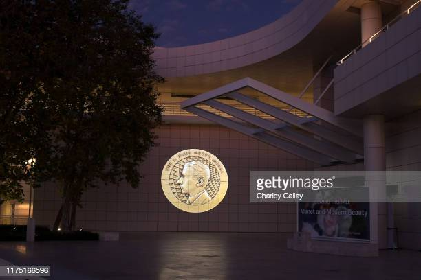 A general view of atmosphere at The J Paul Getty Medal Dinner 2019 at The Getty Center on September 16 2019 in Los Angeles California
