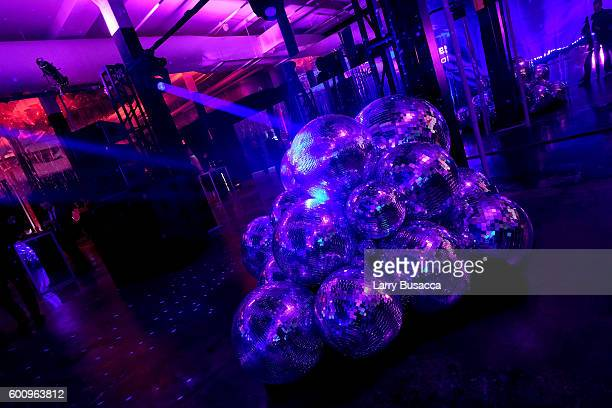 A general view of atmosphere at the Jimmy Choo 20th Anniversary Event during New York Fashion Week on September 8 2016 in New York City