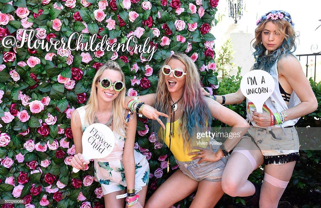 The Las Vegas #WHHSH Music Lounge Palm Springs During Coachella - Day 2 : News Photo