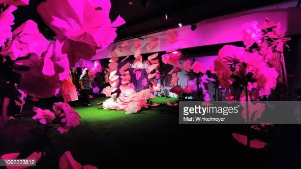 A general view of atmosphere at the Launch Event for Beautycon POP on November 15 2018 in Los Angeles California