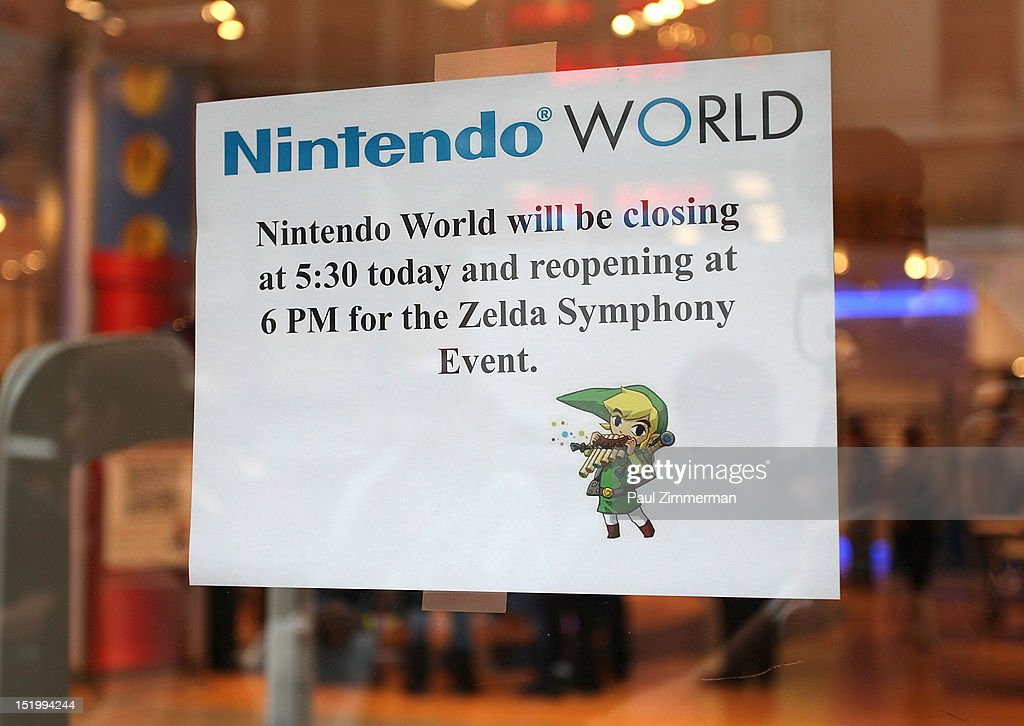 The Legend Of Zelda: Symphony Of The Goddesses : News Photo