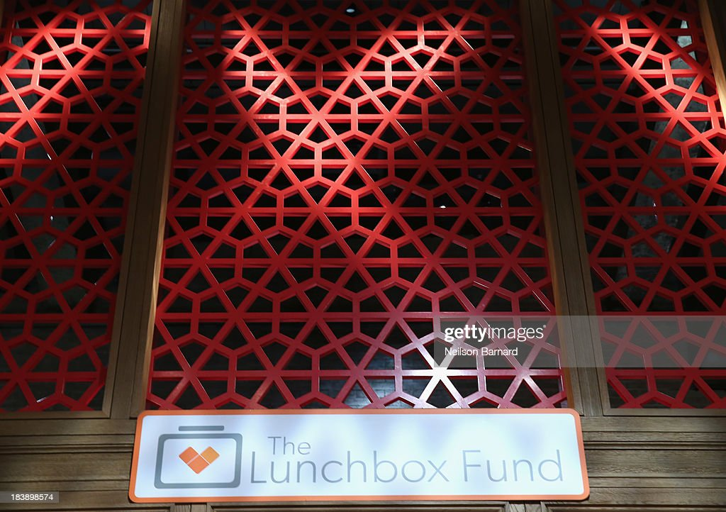 The Lunchbox Fund Fall Fete And Feedie App Launch - Inside : News Photo