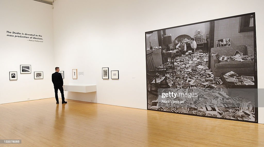 MOCA Leadership Circle Reception for Naked Hollywood: Weegee in Los Angeles and Kenneth Anger: ICONS : News Photo