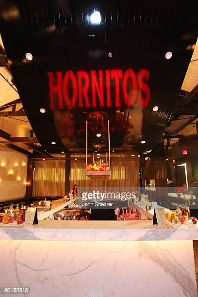 A general view of atmosphere at the opening of Beso Restaurant sponsored by Hornitos tequila on March 6 2008 in Hollywood California