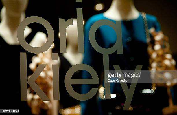 A general view of atmosphere at the Orla Kiely Flagship Store launch at on December 14 2011 in New York City