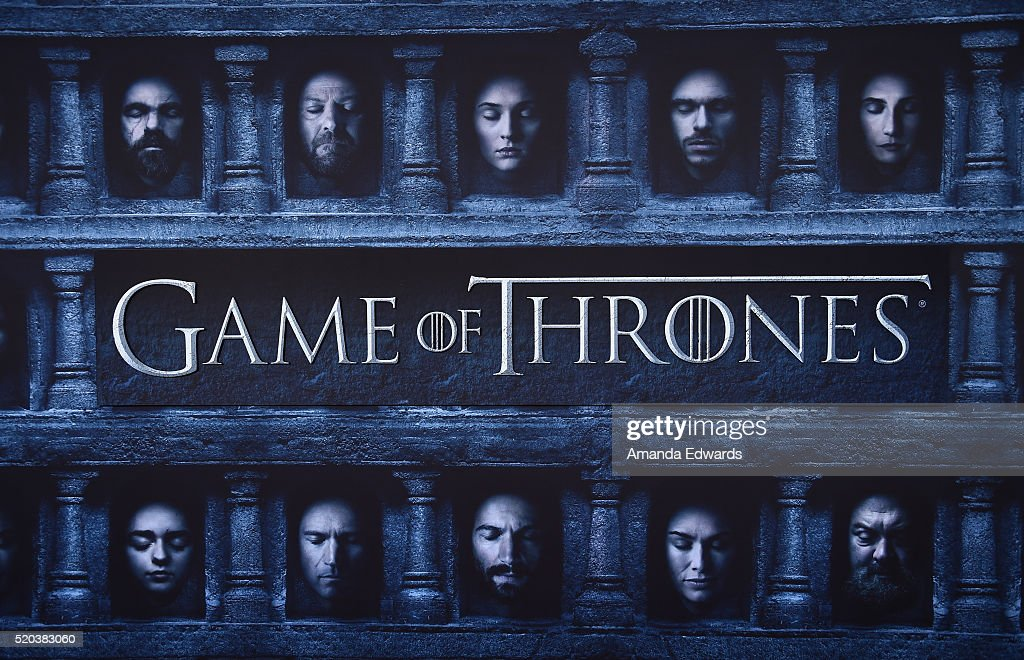 """Premiere Of HBO's """"Game Of Thrones"""" Season 6 - Arrivals : News Photo"""