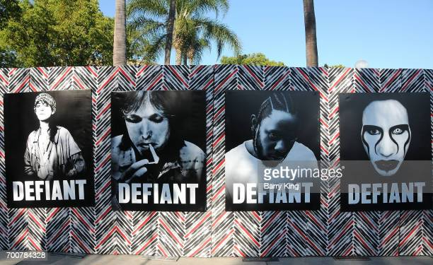 A general view of atmosphere at the Premiere of HBO's 'The Defiant Ones' at Paramount Theatre on June 22 2017 in Hollywood California