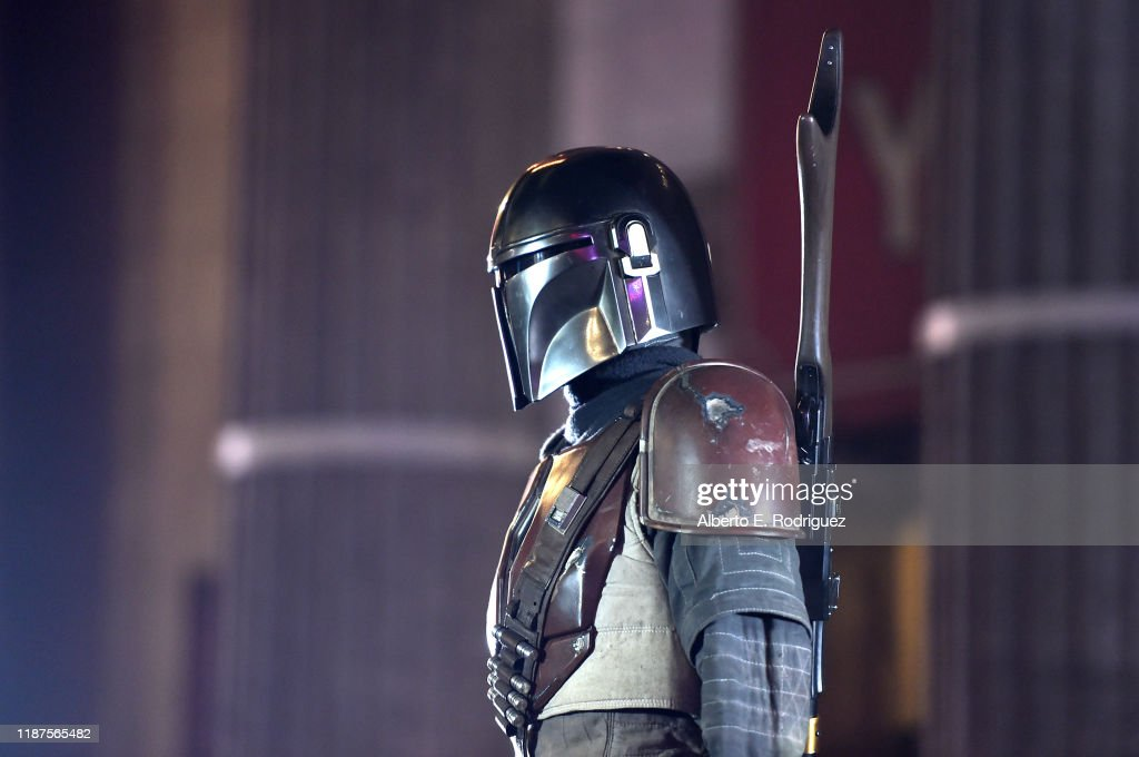 """Premiere And Q & A For """"The Mandalorian"""" : News Photo"""