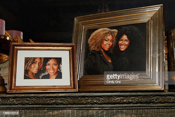General view of atmosphere at the Target salute to Miko Branch and Titi Branch to celebrate being named two of Ebony Magazine's Power 100 at GILT at...