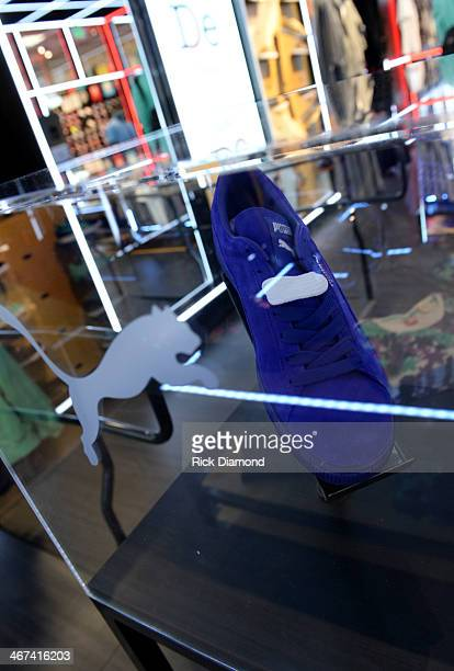 énorme réduction 87792 a53a2 And Foot Locker Unveil The Puma Lab Powered By Foot Locker ...