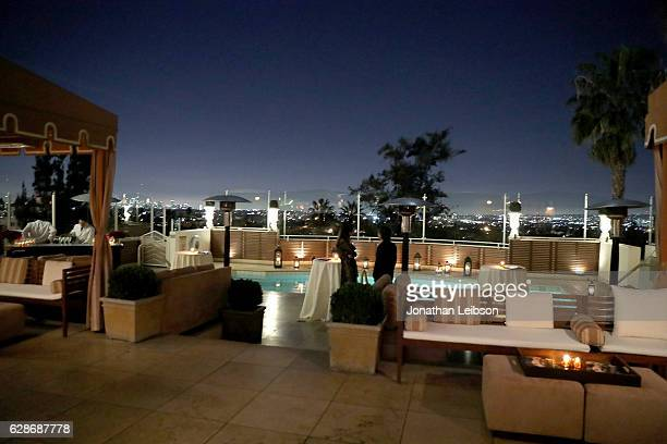 A general view of atmosphere at the Vulture Awards Season Party at Sunset Tower Hotel on December 8 2016 in West Hollywood California