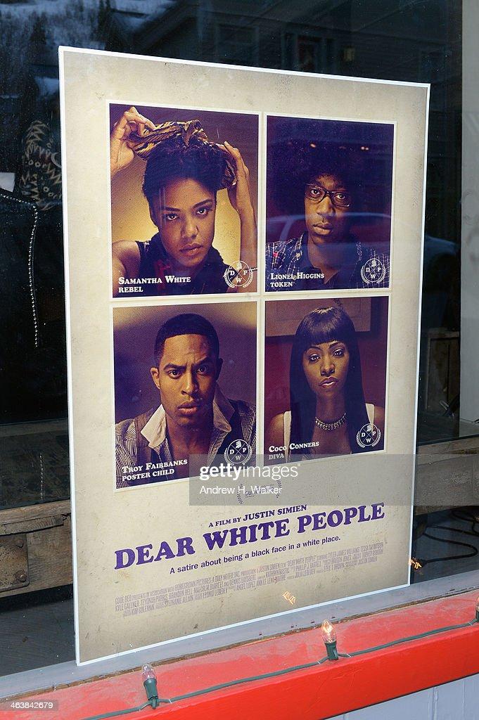 YouTube 'Dear White People' Reception - 2014 Park City : News Photo