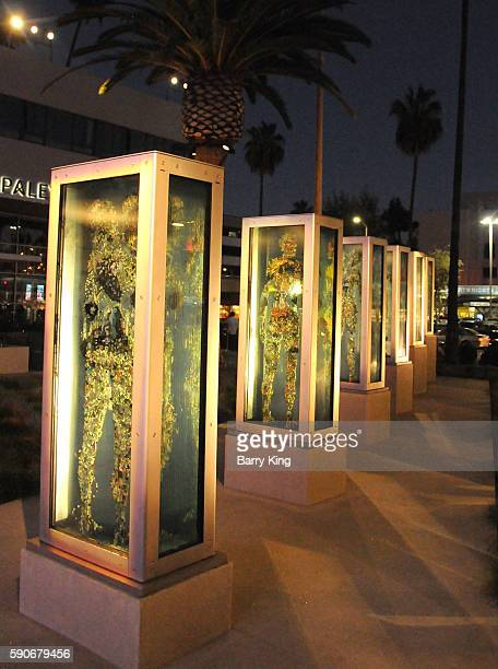 A general view of atmosphere at Variety's Power of Young Hollywood event presented by Pixhug with Platinum Sponsor Vince Camuto at NeueHouse...