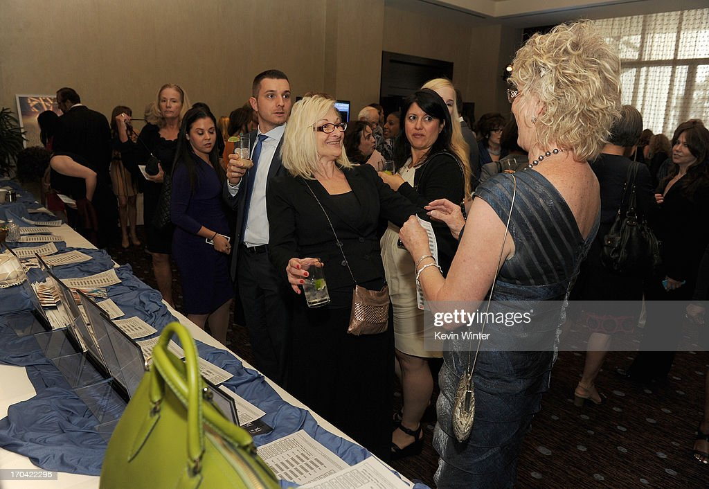 A general view of atmosphere at Women In Film's 2013 Crystal + Lucy Awards at The Beverly Hilton Hotel on June 12, 2013 in Beverly Hills, California.